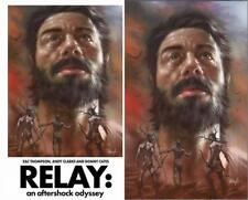 RELAY #1 LUCIO PARRILLO 2001 SPACE ODYSSEY HOMAGE/VIRGIN SET LIMITED TO 250 NM