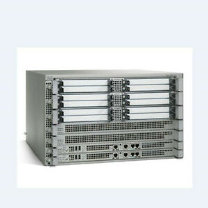 USED Cisco ASR1006-10G-SHA/K9 ASR1006 Series SEC+HA Bundle Rounter