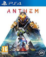 Anthem Inc Pre-order Bonus DLC (PS4) Pre Order Out 22nd Feb Brand New & Sealed