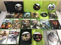 Lot of 20 XBOX 360 Games