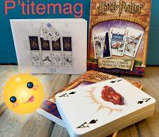 Jeu De Cartes Tour De Magie Harry Potter Ttbe