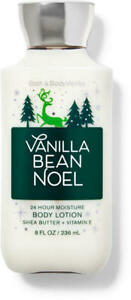 Bath & Body Works VANILLA BEAN NOEL Mist Lotion Cream Shower Gel You Choose One