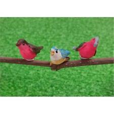 Miniature 12th Scale Set of 3 Birds 6138 Dolls House Emporium
