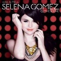 """SELENA GOMEZ & THE SCENE """"KISS & TELL"""" CD NEU"""