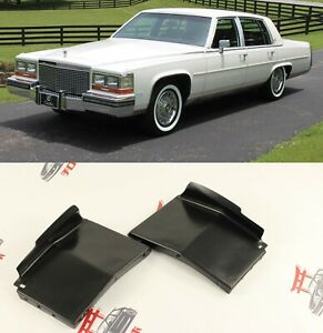 1980-1989 Cadillac Deville Fleetwood Front bumper Filler Panels. SET of 2PCS