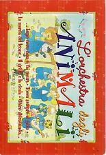 N72 L'orchestra degli animali Demetra CARTONATO 2000