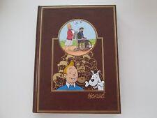 TINTIN VOLUME 10 ROMBALDI EO JUIN MARS 1986 TTBE TIBET COKE EDITION ORIGINALE