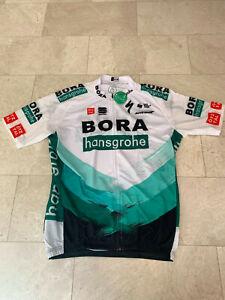 2021 Bora Hansgrohe Short Sleeve Cycling Jersey size XXL