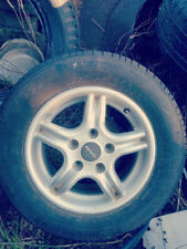14 INCH MAG WHEELS WITH TYRES