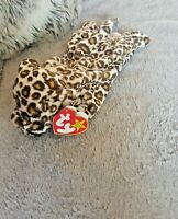 Ty Beanie Babies 90231 Freckles the Tawny Cheetah Medium