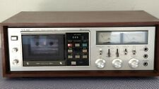 Vintage Teac Cx- 650R Stereo Cassette Deck In Pristine Original Condition.