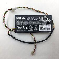 FR463 NU209 Dell 0NU209 PERC 5i 6i LI-ION Battery
