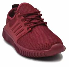Tanggo Kathy Fashion Sneakers Women's Rubber Shoes (MAROON) Size 40