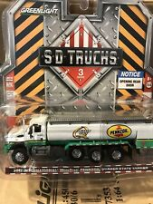 Greenlight  SD TRUCKS 2017  International Workstar Tanker  Quaker State Pennzoil