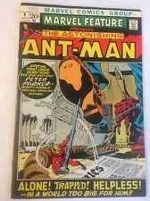 Marvel Feature #4 VF/NM OW/W 9.0 Ant-Man Glossy BLACK Picture Frame Cover Trimpe