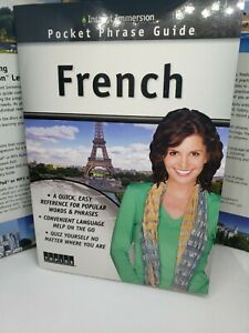 Instant Immersion Family Edition French Levels 1,2 & 3 PC & Mac CDs Language