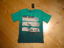 SO 12 - Camiseta Tablista, turquesa azul petróleo de Mills T. gr.122-140