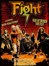 Fight - War Of Words - The Film (DVD, 2009, Canada)
