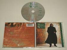 BARRY WHITE/THE MAN EST EST RÉTRO!(A&M 395 256-2) CD ALBUM