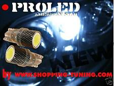 2 VEILLEUSE LED W5W T10 SMD AUDI 80 90 A2 A3 A4 A5 A6