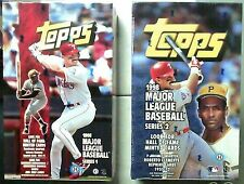 1998 Topps Baseball Factory Sealed Hobby Box Lot 1+2 Roberto Clemente Inserts?