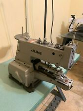 Juki Button Sewer Industrial Mb-373- button setting sewing machine