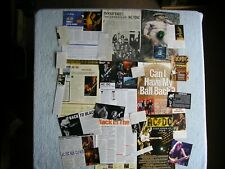 AC/DC - MAGAZINE CUTTINGS COLLECTION - CLIPPINGS, PHOTOS, ARTICLES X23.