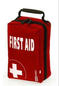 Eclipse Series Red First Aid Kit Bag 500 Series Pouch (Supplied Empty) Emergency