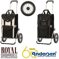 ANDERSEN Royal cabas Senta metallspeichenrad achat Trolley Caddie