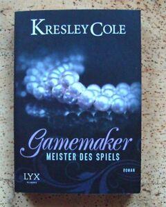 Kresley Cole Gamemaker 2 Meister des Spiels