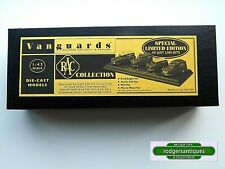 Lledo Vanguards RAC1004 THE RAC COLLECTION Special Ltd.Ed. 4 Models + Plinth MIB