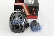 New Bell Segment Jr. Star Wars Millennium Falcon Kids Bike Helmet Skate Small