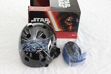 New Bell Segment Jr. Star Wars Millennium Falcon Kids Bike Helmet Skate XS Small