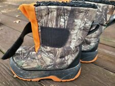 GW Cold Weather Boots for Boys - SIZE 9