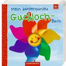 Mein kunterbuntes Guckloch-Buch (2016, Gebundene Ausgabe)