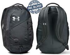 Under Armour Storm Unisex Grey Backpack Travel School Bag Rucksack