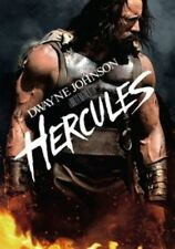 Hercules 2014 Region 2 DVD Dwayne Johnson The Rock
