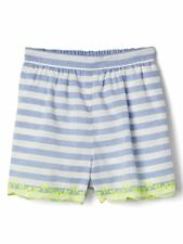 GAP BABY GIRL EYELET STRIPE SHORTS NWT 4T NNN