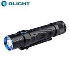 Olight M2T Warrior 1200 Lumen Cree LED Tactical Flashlight Silent Dual Switches