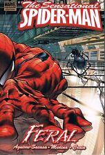 Sensational Spider-Man: Feral by Aquirre-Sacasa Medina Crain 2006 HC Marvel OOP