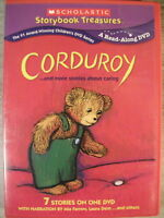 Corduroy...and More Stories About Caring (DVD, 2008) 7 Stories