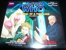 Doctor Who Trail Of a Time Lord Volume 2 Audio - 6 CD Set - NEW