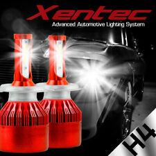 Car LED H4 9003 HB2 Hi/Lo Dual Bulb Fog Driving Headlight Kit 160W 16000LM White