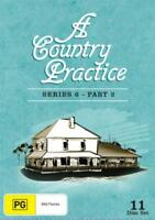 A Country Practice : Series 6 :Part 2 (DVD, 2010, 11-Disc Set)  New Region 4