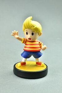 Amiibo - Lucas - Super Smash Bros Nintendo Figure