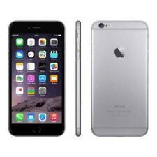 "Apple iPhone 6 4.7"" Cinza Espacial 16GB 4G GSM Desbloqueado AT&T Smartphone Celular-T"