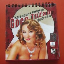 Goca Trzan Otrov U Caj Kalendar za  2005 + CD, Goca Tržan, Bumerang,
