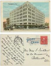 1920s Shreveport Louisiana Ricou-Brewster Bldg