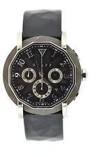 Graff ChronoGraff Black DLC 18K White Gold Watch CG45DLCWG
