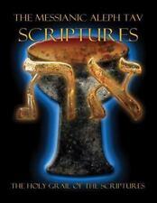 The Messianic Aleph Tav Scriptures Modern-Hebrew Large Print Edition Study...